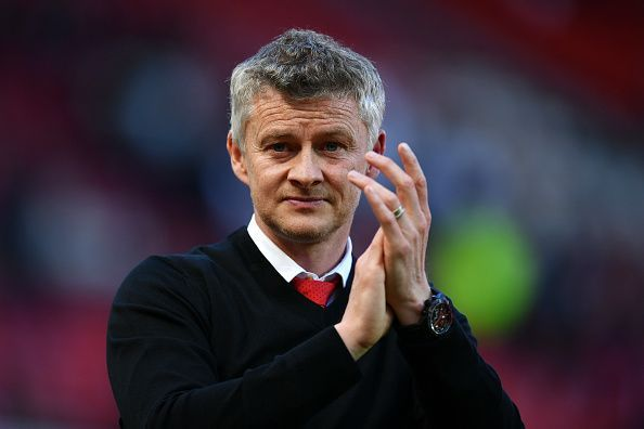 Ole Gunnar Solskjaer is searching for young talents.
