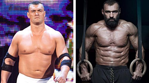 Former Tag Champion Vladimir Kozlov is almost unrecognisable today after getting into better shape.