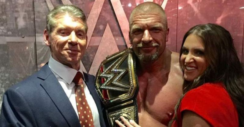 What will happen when Triple H takes over WWE?