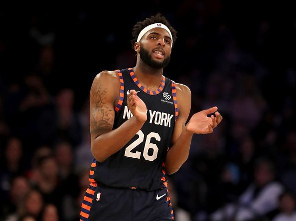 The New York Knicks had a disappointing 2018-19 season, to say the least