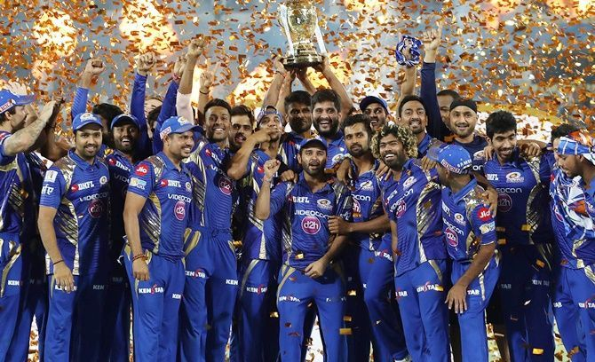 Mumbai Indians have already won three IPL titles (Picture courtesy: iplt20.com/BCCI)