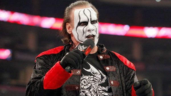 Sting wants to face The Undertaker