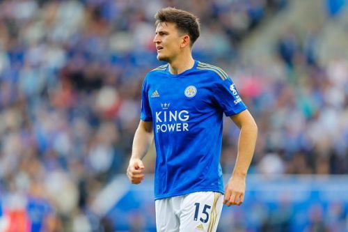 Harry Maguire refused to be distracted by transfer talk