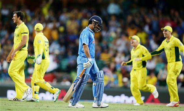 Australia got the better of India in the 2015 World Cup Semi Final