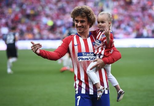 Griezmann has called it a day on his Atletico career