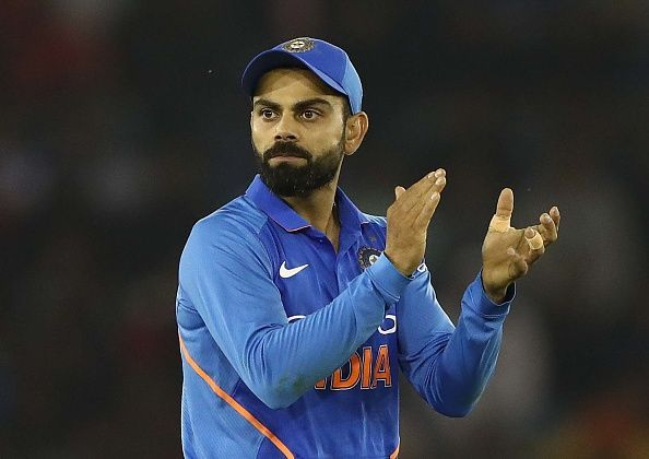 c212c2e15 Indian Cricket Team might wear orange jersey in World Cup 2019