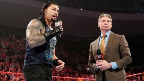 Roman Reigns should leave the singles division for some time