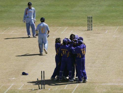 Group B, India v Sri Lanka - Cricket World Cup 2007