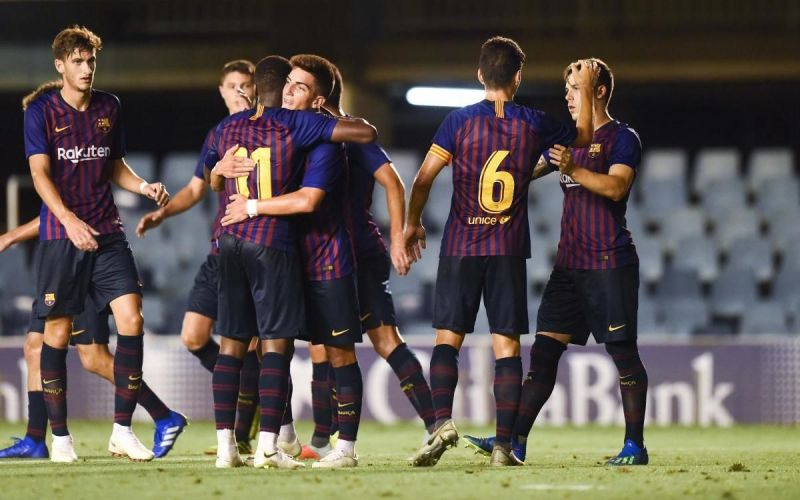 best service 1f850 c1b55 5 Barcelona B players likely to be a part of the first team ...