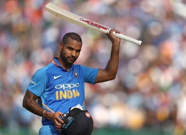 Shikhar Dhawan at 33 is one of those who might not be featuring in the next World Cup.