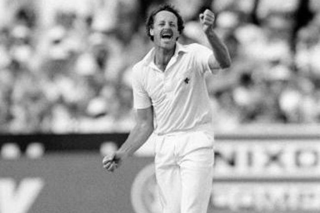 The resilient Jeremy Coney carried New Zealand to a nail-biting win over England in the World Cup 1983.