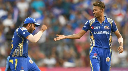 Rohit Sharma And Hardik Pandya
