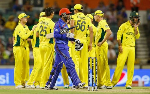 Australia have the edge over Afghanistan in this opening fixture