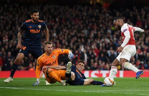 Lacazette has been superb for Arsenal this season