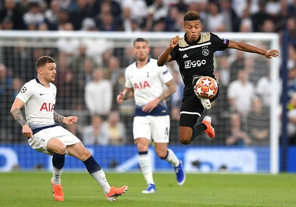 Neres, despite flashes of skill and individual quality, left a lot to be desired from his decision-making