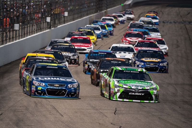 NASCAR really messed things up with stage racing.