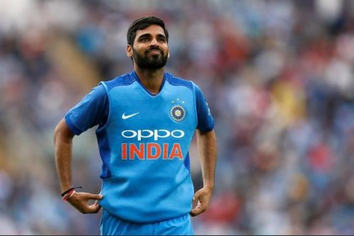 Bhuvi is vital for India's success in England