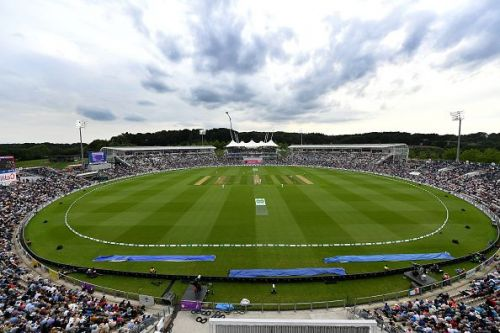 The Rose Bowl cricket ground