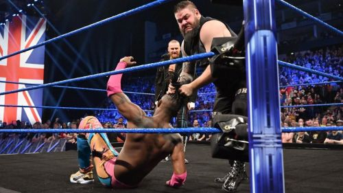 It was an entertaining episode of SmackDown Live
