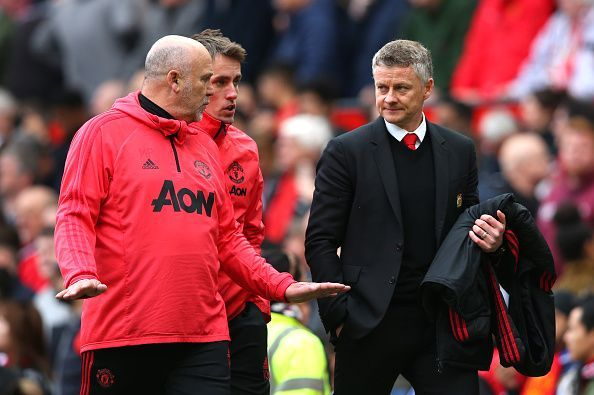 Ole Gunnar Solskjær and his backroom staff now have to plan for the long-term