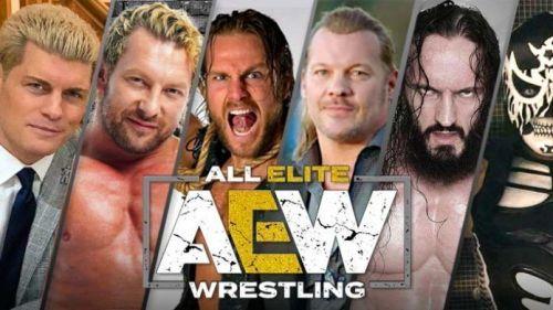 AEW: Will they usurp WWE?