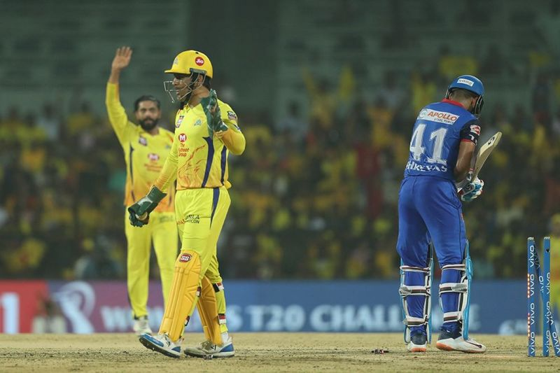 MS Dhoni was terrific behind the wickets both these teams met last time