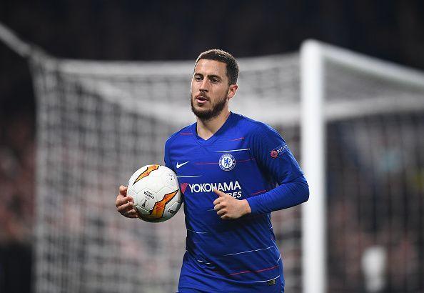 Eden Hazard was Chelsea