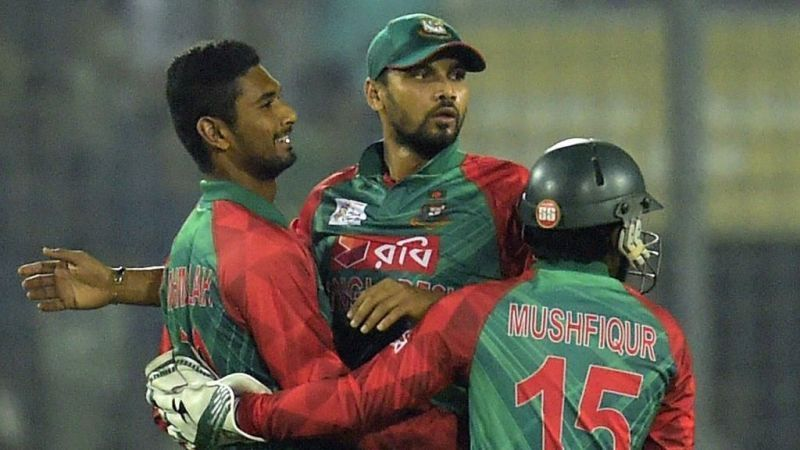 It will be fifth appearance for Mortaza at the World Cup.