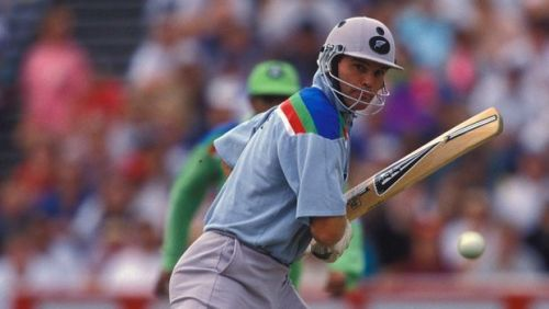 Martin Crowe was the first-ever recipient of the Man of the Tournament award as he displayed some sensational batting skills at the 1992 Cricket World Cup