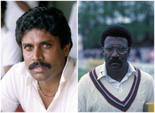 Clive Lloyd's intimidating West Indies unit battered Kapil Dev's Indian side by a 5-0 margin