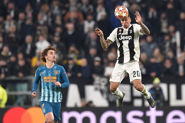 Juventus erased a two-goal deficit to progress into the quarter-finals, but Griezmann struggled in both legs