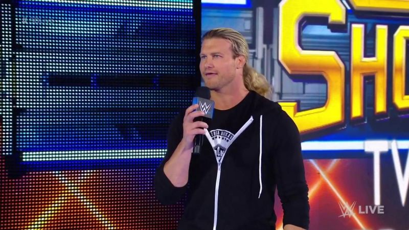 Ziggler might be in for a huge push