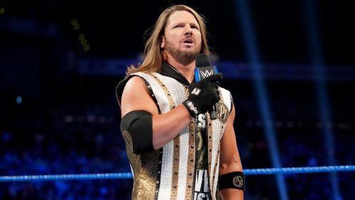 AJ Styles has cemented his status as one of WWE's best in-ring performers