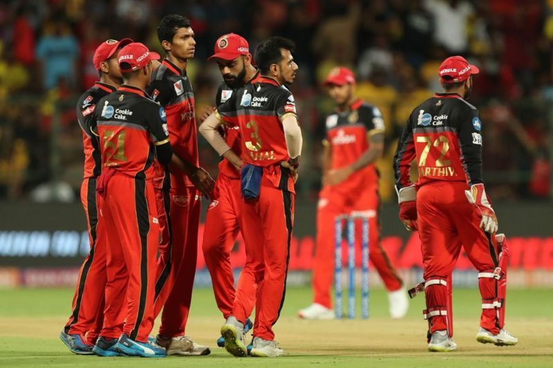 The RCB team (picture courtesy: BCCI/iplt20.com)