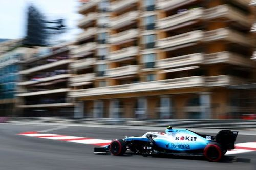 F1 Grand Prix of Monaco saw Robert Kubica not finishing at the bottom end