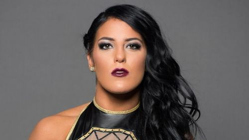 Tessa Blanchard spoke her mind on the Impact Wrestling podcast