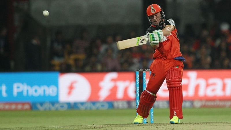 AB Devillers has managed to score 441 runs in 13 games at a very impressive strike-rate of 154.73