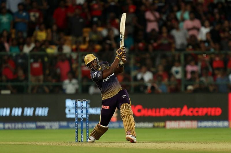 Andre Russell was at his devastating best this season (Pic courtesy - BCCI/iplt20.com)