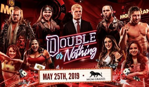 The pre-show for 'Double or Nothing' called 'Buy-In' will air for free on YouTube
