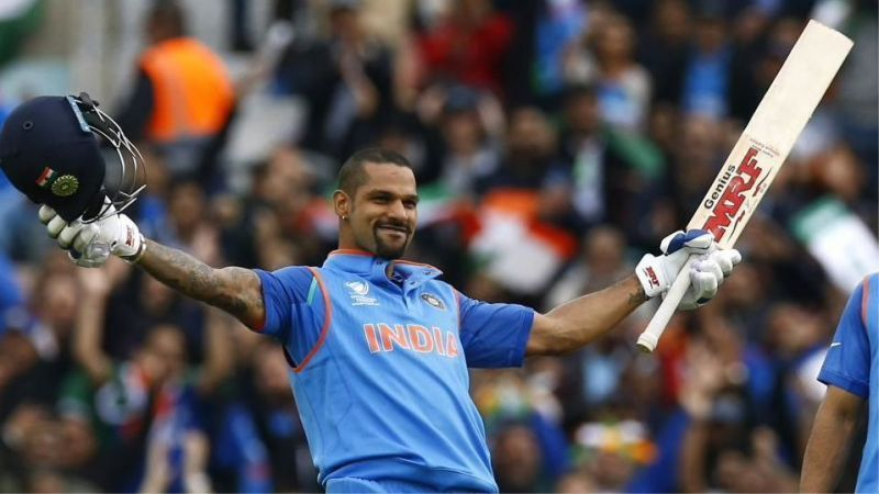 Shikhar Dhawan might be playing his last World Cup in 2019