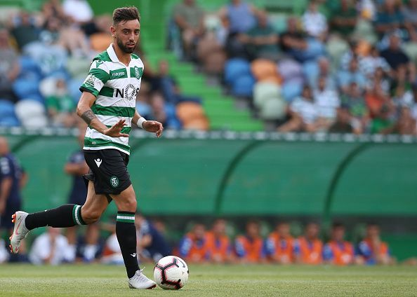 Bruno Fernandes won