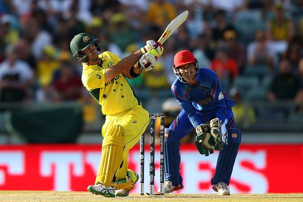 Australia v Afghanistan - 2015 ICC Cricket World Cup