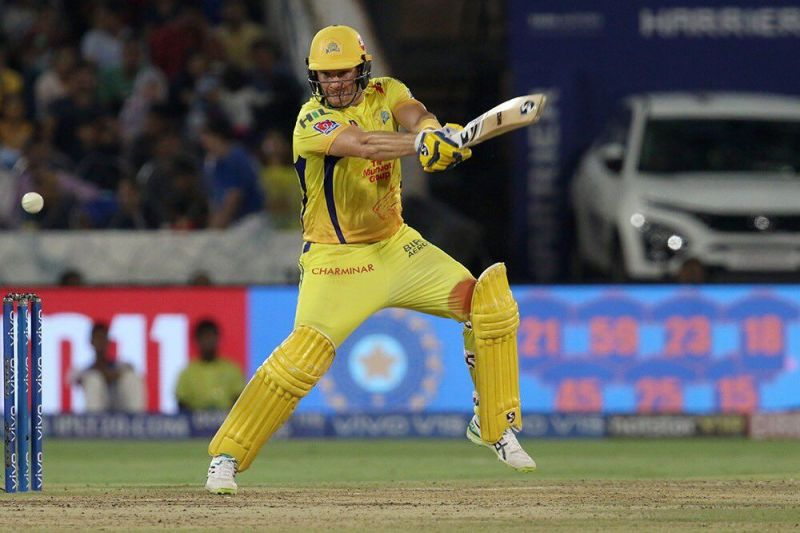 Shane Watson Played an Amazing Innings in this IPL Final.
