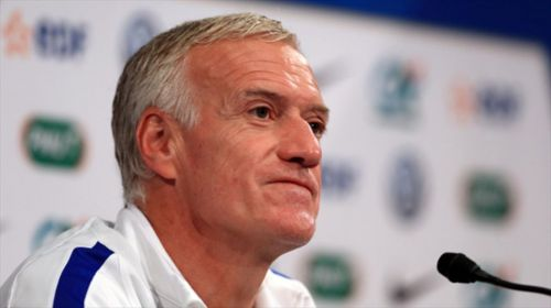 Didier Deschamps won the World Cup with France last year