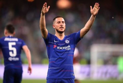 Eden Hazard might have already played his last game for Chelsea