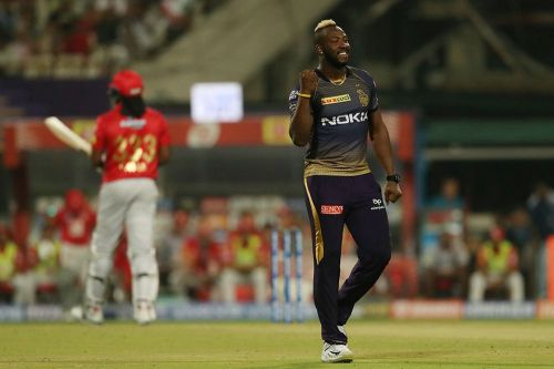 Andre Russell is having a dream run in this year's IPL