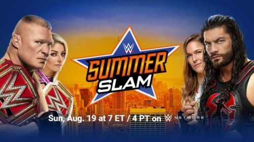 Brock Lesnar has always been on the poster of SummerSlam since the last few years