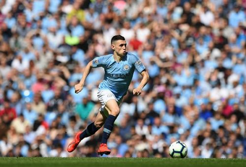 Players like Foden will need more gametime next season