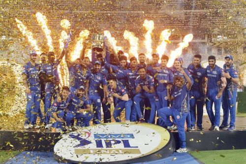 Mumbai Indians' promotion of youngsters, especially uncapped players was a major reason for their triumph. (Image Courtesy: IPLT20/BCCI)