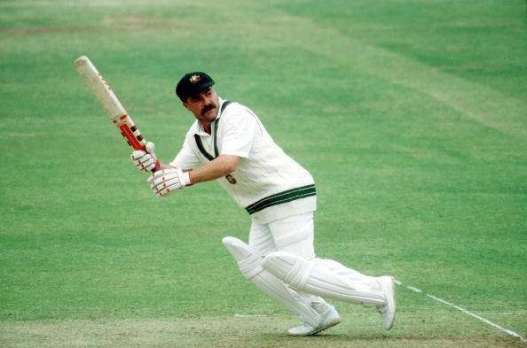 Chunky little opener David Boon set up the rain-curtailed match for Australia with a brilliant knock.